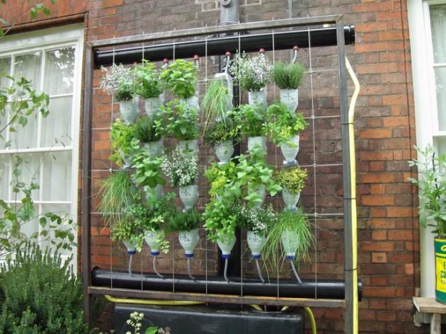 DIY Garden Hanging Pots